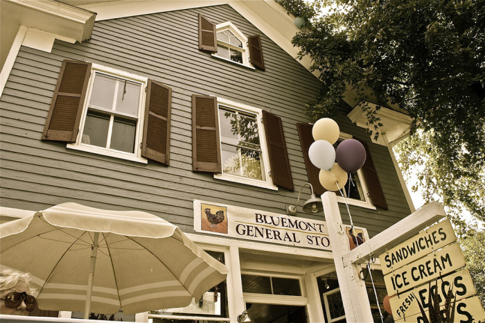 4. The Bluemont General Store, Bluemont