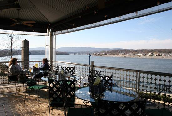 1) Boathouse Rotisserie & Raw Bar - Chattanooga