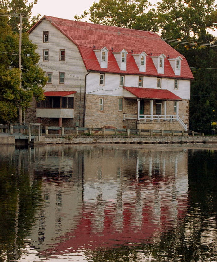 7. Boiling Springs Historic District