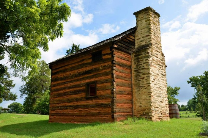 7. Booker T. Washington National Monument, Franklin County