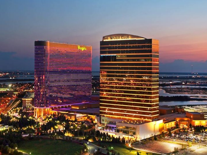 5. The Borgata, Atlantic City