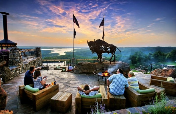 These 16 Restaurants In Missouri Have Jaw Dropping Views