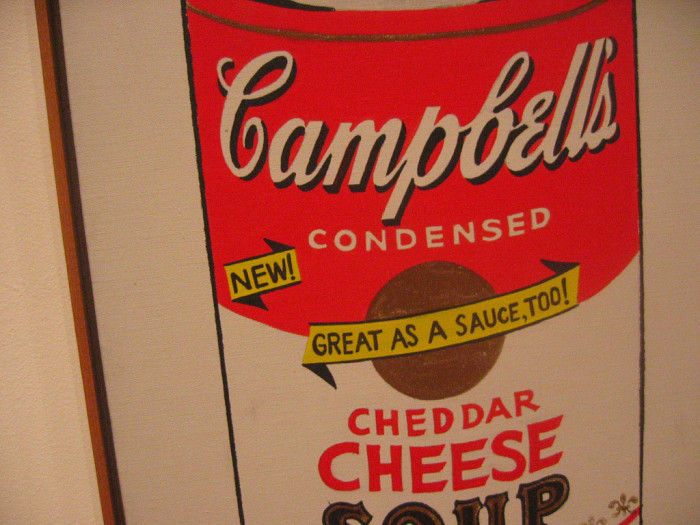 2. The first condensed soup in America was cooked and canned by Campbell's in Camden County in 1897.