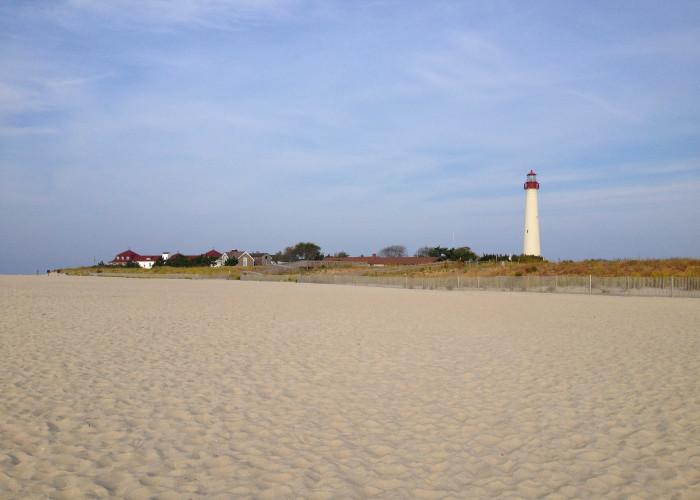 6. Higbee Beach, Cape May