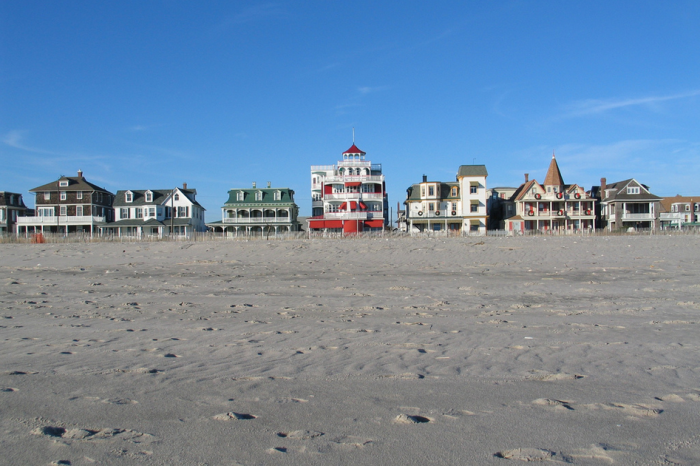 8. We're the original summer beach destination.