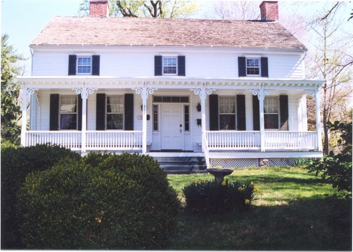 City of FC Cherry Hill House and Farm