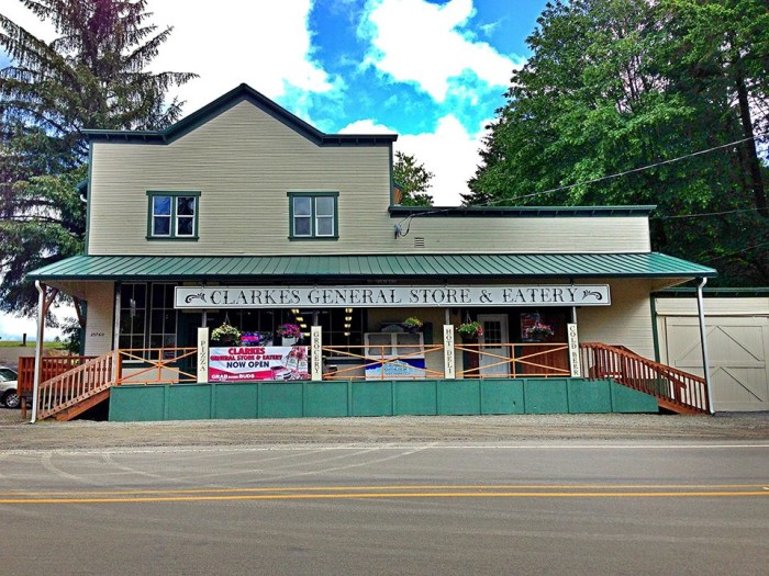 9) Clarke's General Store and Eatery, Beavercreek