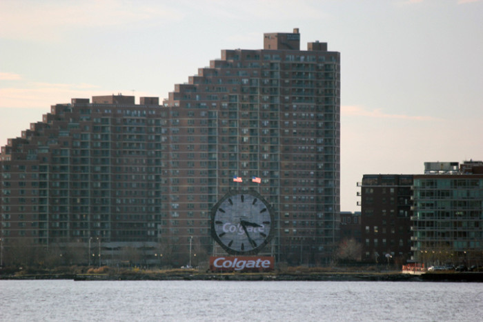 5. The fourth largest clock in the world