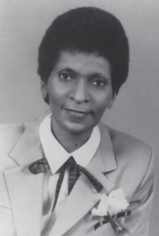 1. Marva Collins (Civil Rights Activist & Educator) 1936-2015