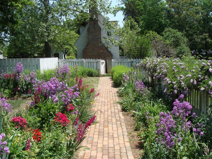 Williamsburg Va Botanical Garden Garden Ftempo