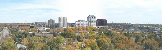 7.) Colorado Springs (Population: 436,108)