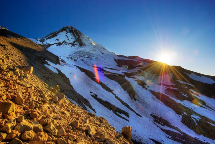 9) Cooper Spur, Mount Hood