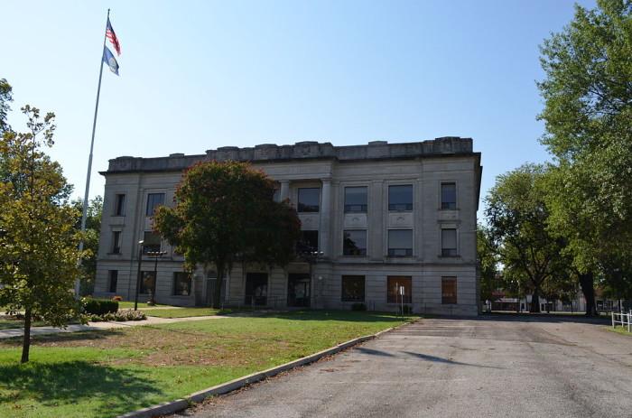 7. Crawford County (Population: 38,985)