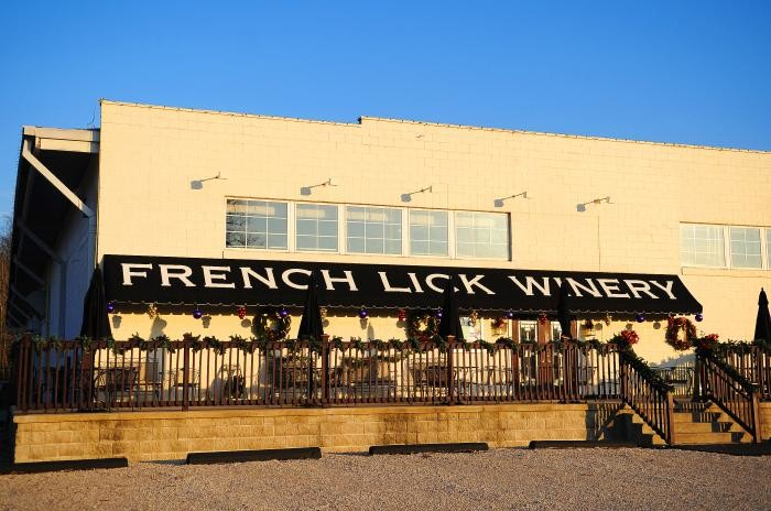 5. French Lick Winery and Coffee Company