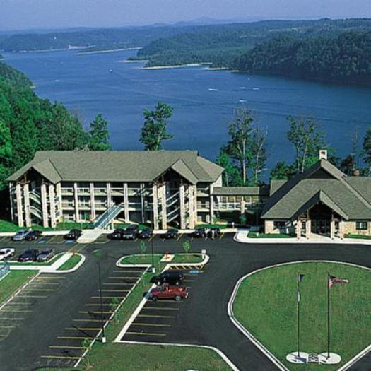 1) Dale Hllow Lake Resort