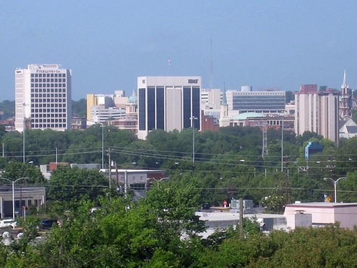 4) Macon, GA