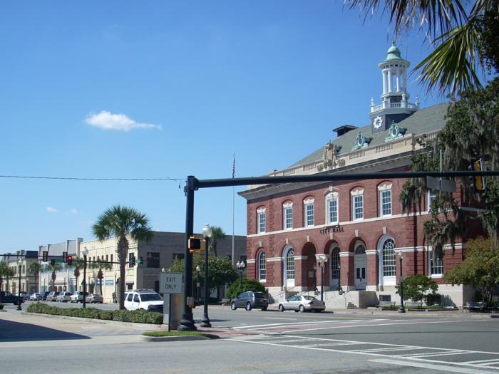 2) Brunswick, GA