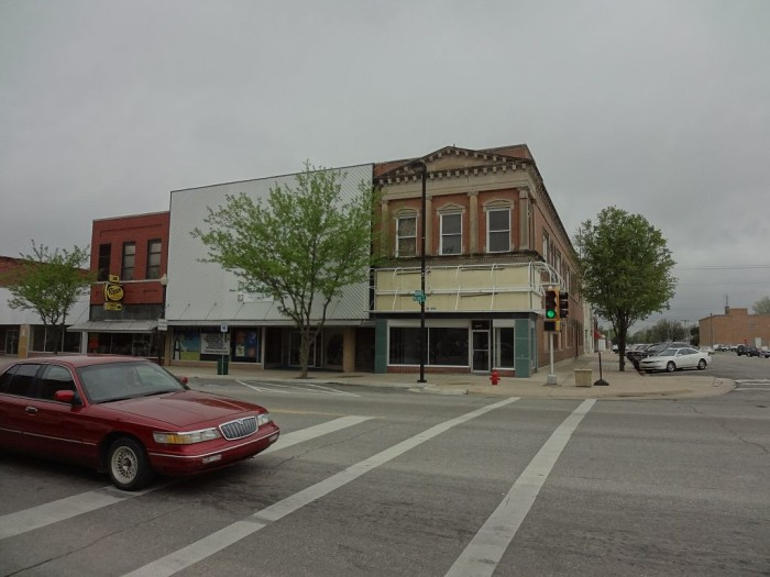 7. Great Bend (Population: 15,896)