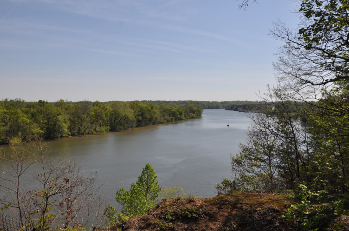 Drewry's bluff view