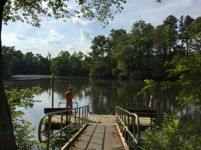 12. James River at the Dutch Gap Conservation Area, Chesterfield