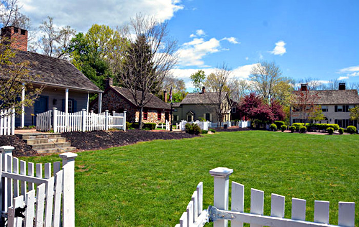 9. East Jersey Old Town Village, Piscataway