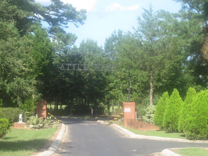 2) Pleasant Hill
