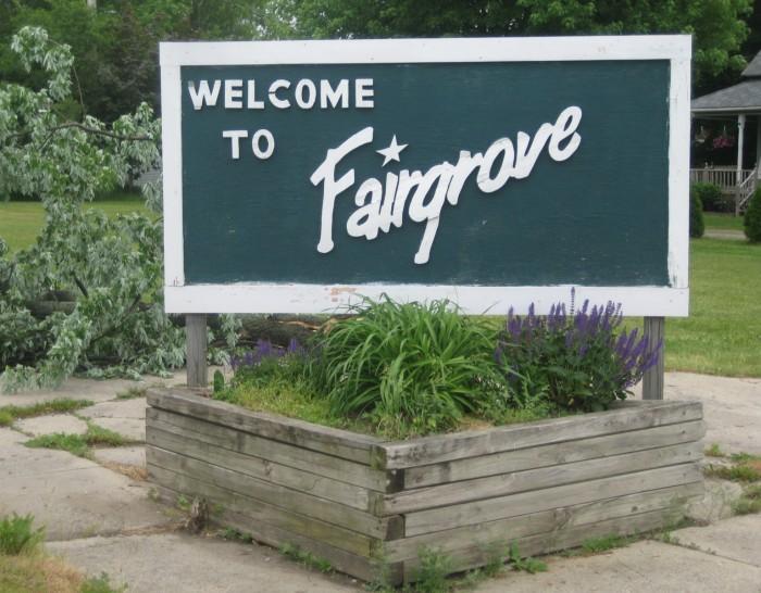 5) Fairgrove
