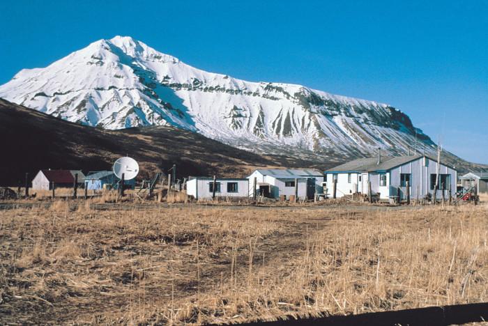 3) False Pass, Alaska