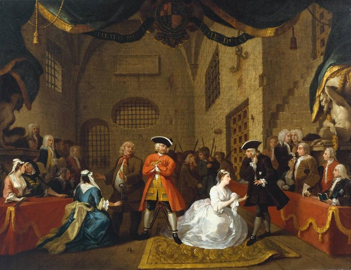 6. The first public theater in the U.S. was built in 1716.