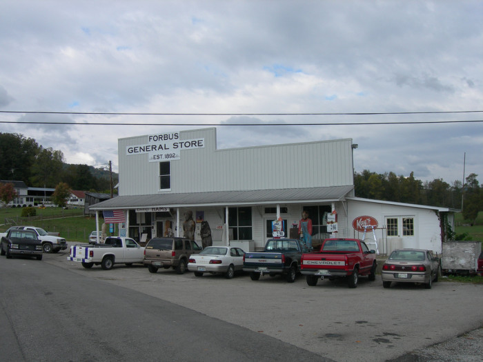 8) Forbus General Store - Forbus
