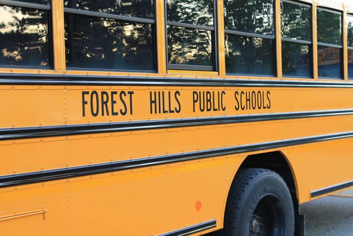 4) Forest Hills