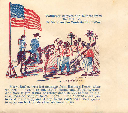 Fort Monroe Contraband Camp Old