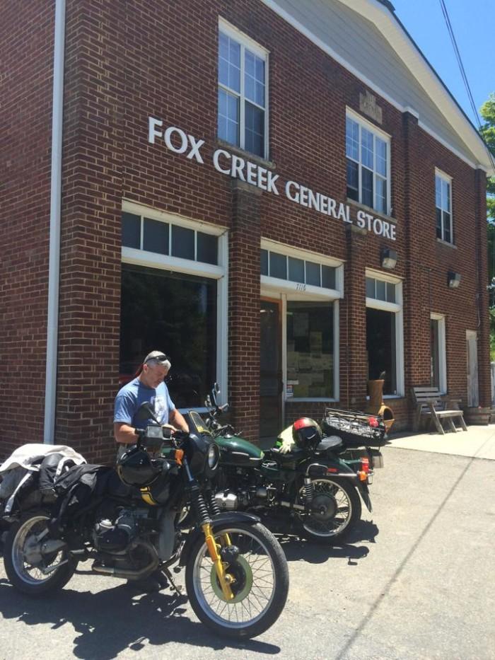 9. Fox Creek General Store, Troutdale