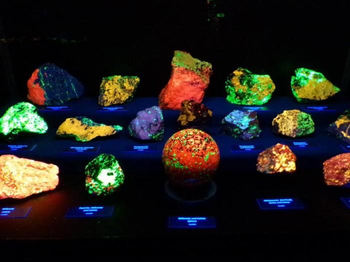 5. Franklin Mineral Museum, Franklin