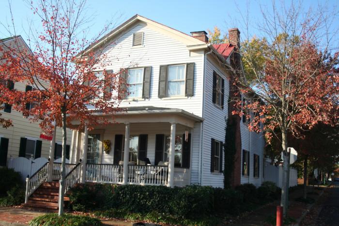 Fredericksburg house