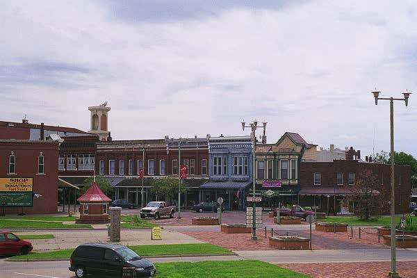 6. Fort Scott (Population: 7,887)
