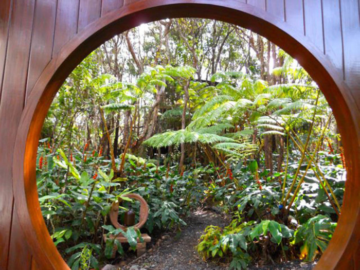 3) Exotic Treehouse
