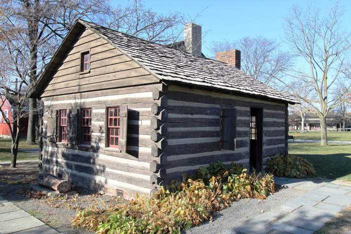 7) George Washington Carver Cabin, Dearborn