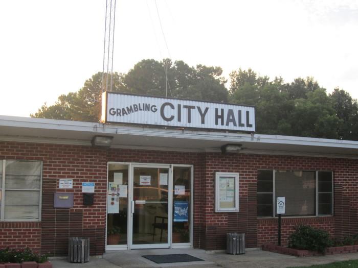 5) Grambling, Lincoln Parish