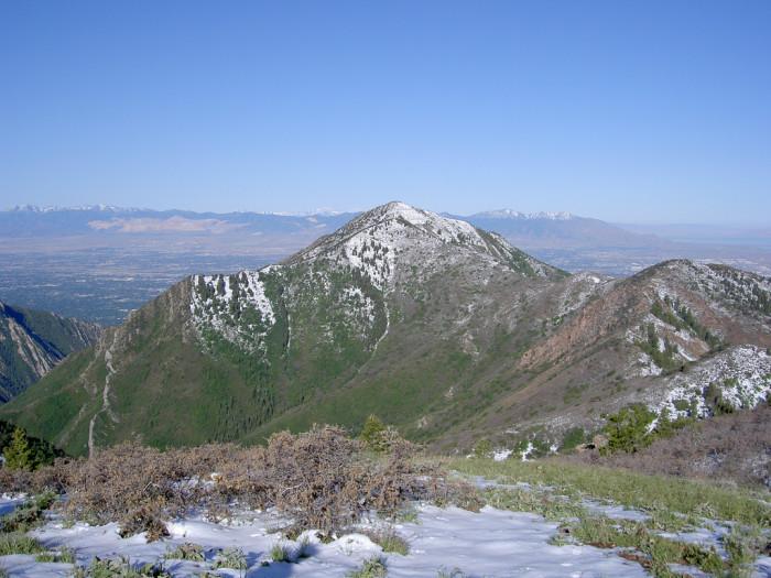 2) Grandeur Peak
