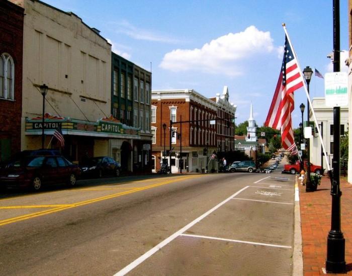 7) Greeneville