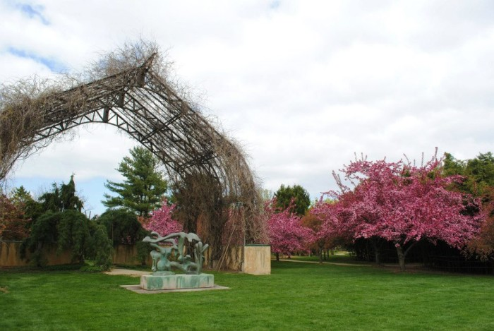 12. Grounds For Sculpture, Hamilton