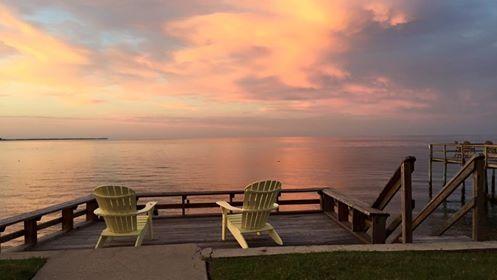 Gwynn's Island sunset