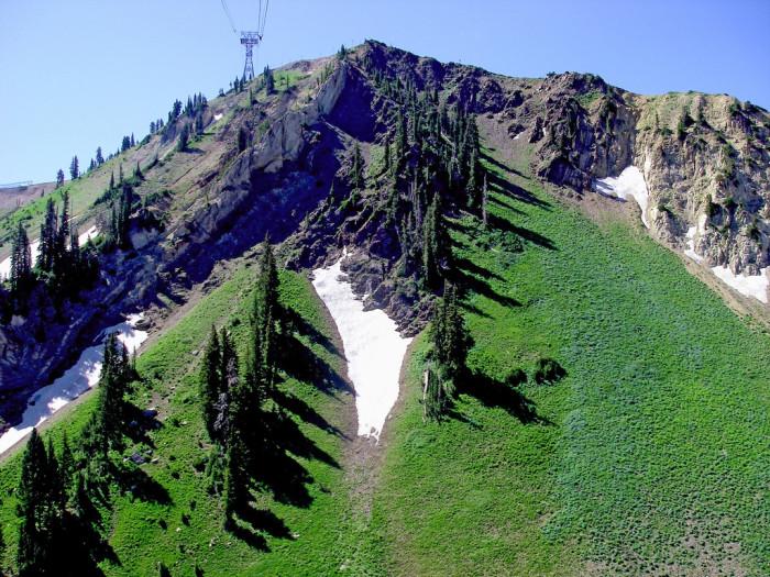 5) Hidden Peak