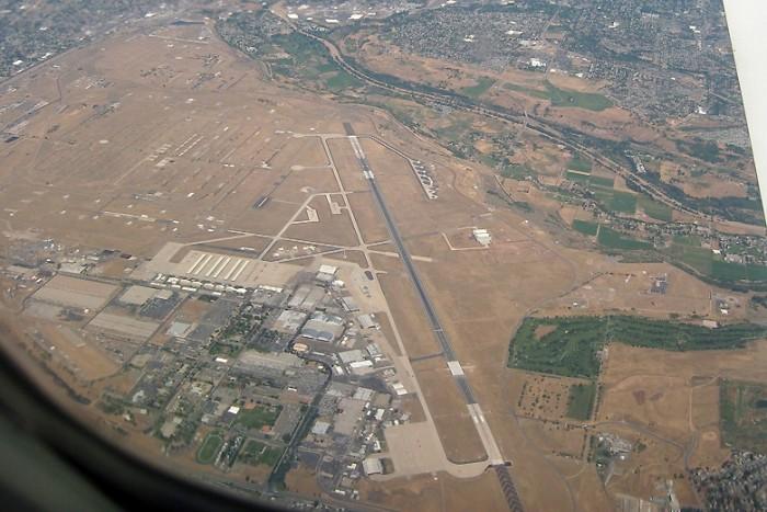 9) Hill Air Force Base