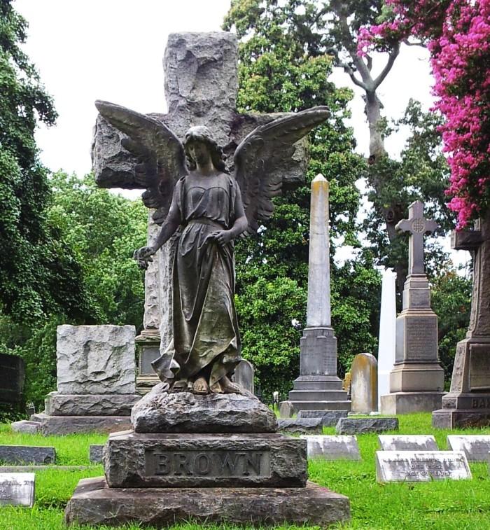 8. Hollywood Cemetery, Richmond