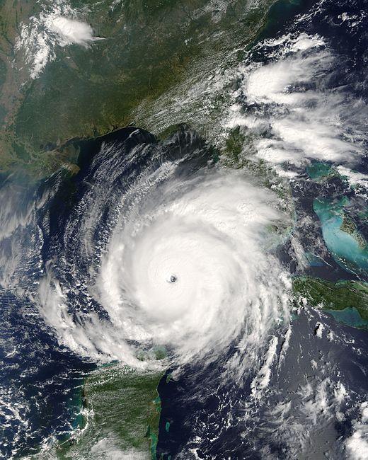 September 24th, 2005: Hurricane Rita