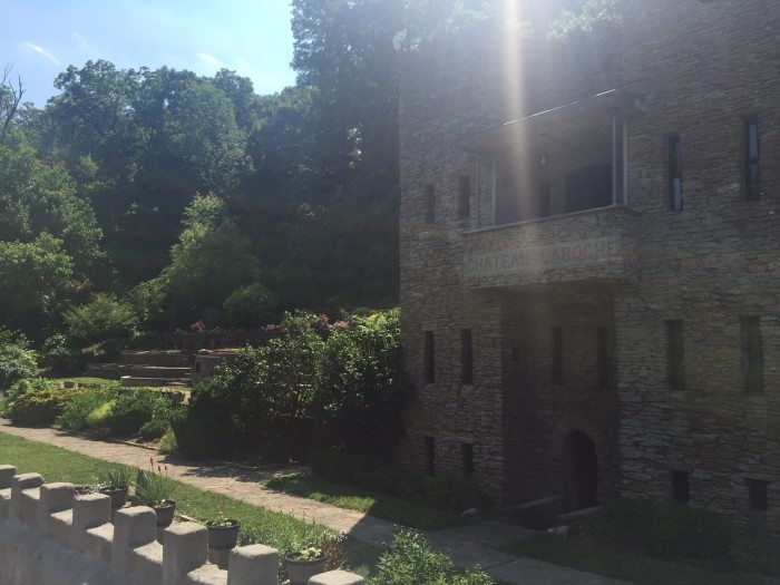 6) Discover the Chateau Laroche in Loveland.