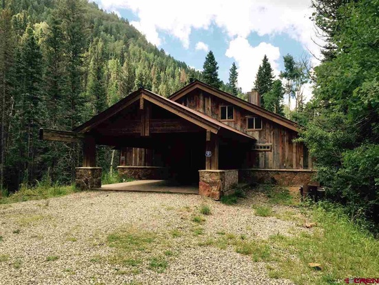 1. Quaint Alpine Cabin in Hesperus (1,441 sq. ft.)