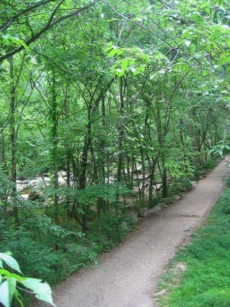 7. James River Park Trails, Richmond